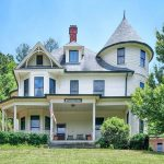 Marshall, NC's Stackhouse Victorian Overlooking the French Broad River Sells for $550K, Prev. $1.4M (PHOTOS)
