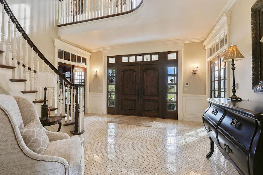 8,000 Sq. Ft. Brick & Stone Manor on 6-Acres in Manitowoc ...