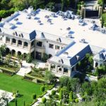 Bel Air's 48,000 Sq. Ft. 'Le Belvédère' Château Reduced to $72M, Prev. $85M (PHOTOS)