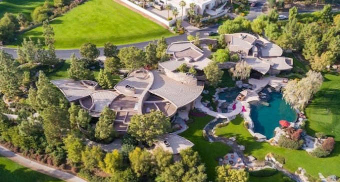 17,000 Sq. Ft. Desert Oasis in La Quinta, CA Hits the Market for $29.75M, Prev. $39.5M (PHOTOS & VIDEO)