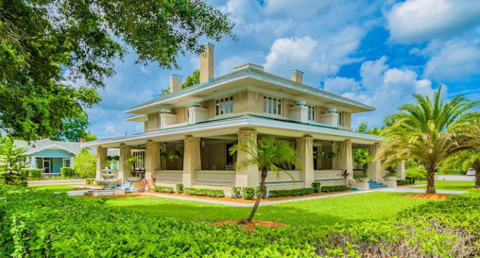 Lakeland, FL's Historic c.1912 Deen House Yours for $899K (PHOTOS)