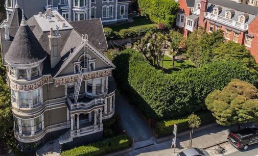 Historic c.1895 Queen Anne Dream Home in Pacific Heights yours for $6.9M (PHOTOS & VIDEO)