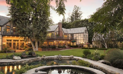 Historic c.1923 Harry Warner Estate Reduced to $32M, Prev. $39M (PHOTOS)