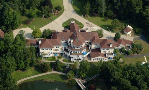 50 Cent's 50,000 Sq. Ft. 19 Bed / 35 Bath Farmington, CT Estate Reduced to $4.9M, Prev. $18.5M (PHOTOS)