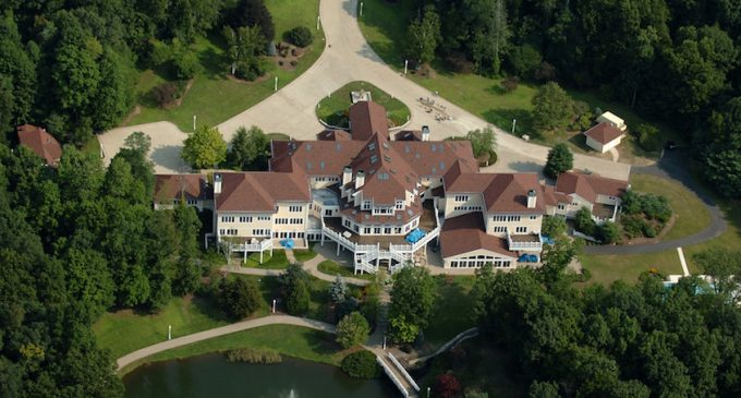 50 Cent's 50,000 Sq. Ft. 19 Bed / 35 Bath Farmington, CT Estate Reduced to $4.9M, Prev. $18.5M (PHOTOS)