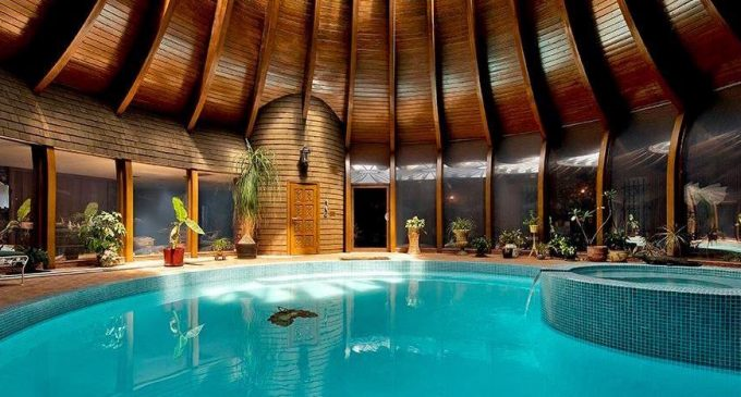Iconic 'Fishing Reel House' Designed by Architect Cecil Stanfield Reduced to $3.9M (PHOTOS)