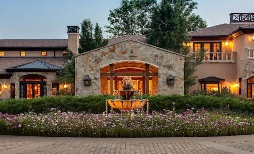 22,500 Sq. Ft. Englewood, CO Mansion Reduced to $8.9M, Prev. $15M (PHOTOS)