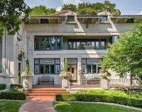 Kansas City, MO's Historic 1912 'Bernard Corrigan House' On the Market for $7.5M (PHOTOS)