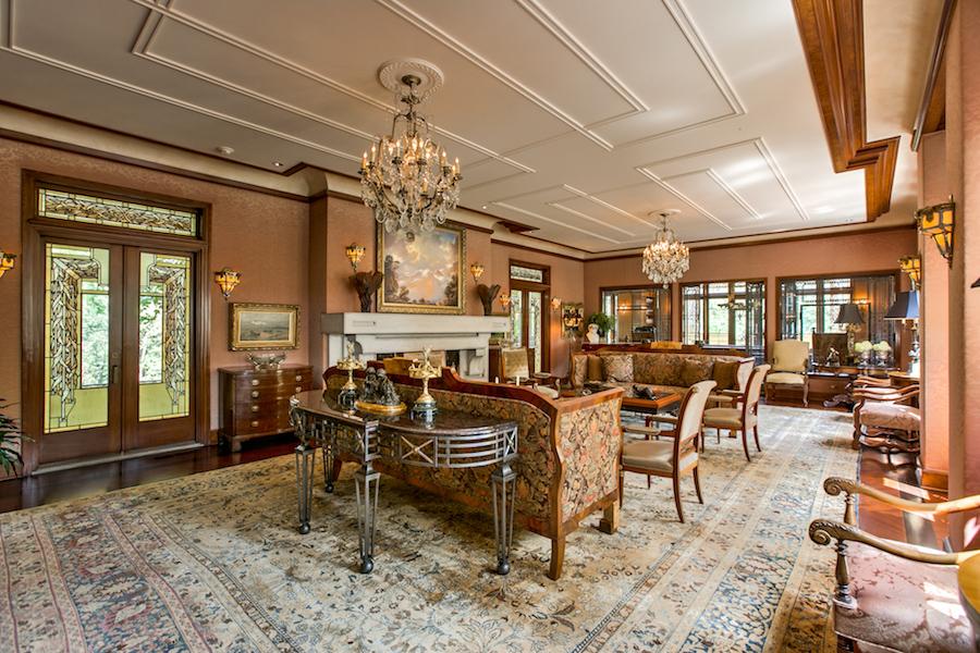 Kansas City Mo S Historic 1912 Bernard Corrigan House