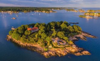 Historic Thimble Islands Portfolio Hits the Market in Branford, CT for $50M (PHOTOS)