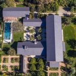 2.15 Acre Holmby Hills Estate Built for late Paramount Pictures CEO Brad Grey Lists for $77.5M (PHOTOS & VIDEO)