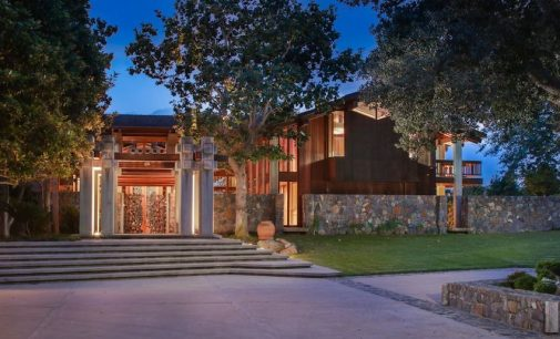 1970s Fred Briggs Designed Masterpiece Reduced to $28M in Rancho Santa Fe, CA (PHOTOS)
