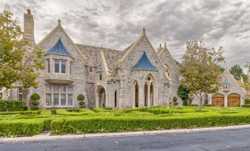 12,000 Sq. Ft. Las Vegas Castle Lists on Lake Sahara for $4.2M (PHOTOS)