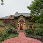 Landmark c.1923 Jacques Benedict Designed Home Bordering Denver Botanic Gardens Reduced to $5.67M (PHOTOS)