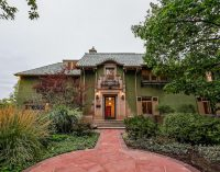 Landmark c.1923 Jacques Benedict Designed Home Bordering Denver Botanic Gardens Reduced to $5.67M (PHOTOS)