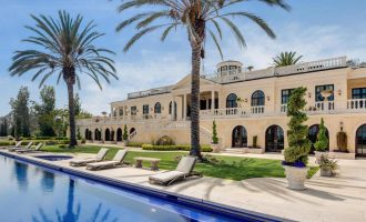 California's 19-Acre 'Polo Ranch Estate' Includes Private Polo Field, 128′ Pool & Putting Green for $65M (PHOTOS)
