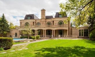 27,000 Sq. Ft. Winnipeg, MB Mansion with Indoor Pool Reduced to $9.9M, Prev. $11M (PHOTOS)