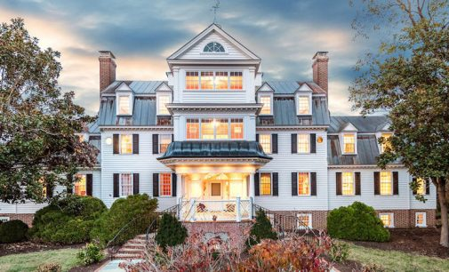 1,300 Acre 'Flowerdew Hundred' Estate Hits the Market for $10.3M in Hopewell, VA (PHOTOS & VIDEO)
