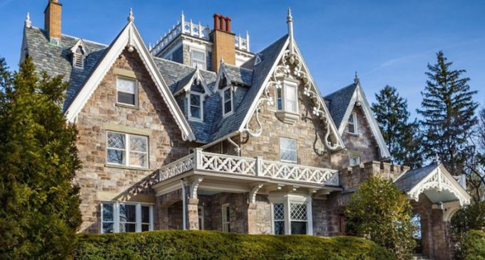 Historic c.1849 'Goulian Residence' Lists in Bronxville, NY for $6.9M (PHOTOS)