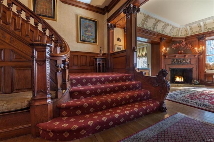 Historic C 1849 Goulian Residence In Bronxville Ny