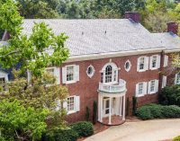 Aiken, SC's Historic c.1927 Kellsboro House Reduced to $2.3M, Prev. $3.5M (PHOTOS & VIDEO)