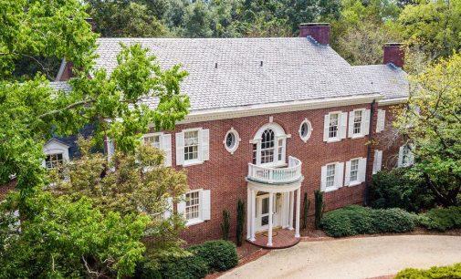 Aiken, SC's Historic c.1927 Kellsboro House Reduced to $2.3M, Prev. $3.5M (PHOTOS & VIDEO)