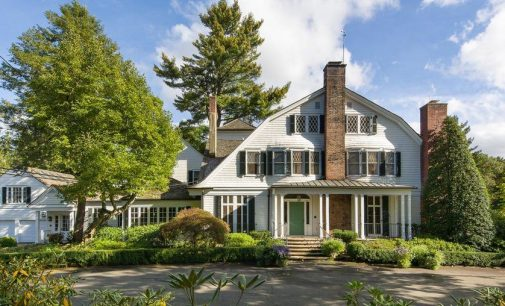 Historic c.1775 Country Manor Reduced to $3.5M, Prev. $6.2M (PHOTOS & VIDEO)