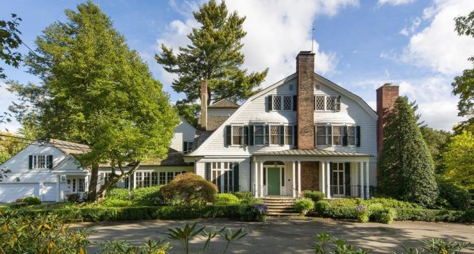 Historic c.1775 Country Manor Reduced to $2.9M, Prev. $6.2M (PHOTOS & VIDEO)