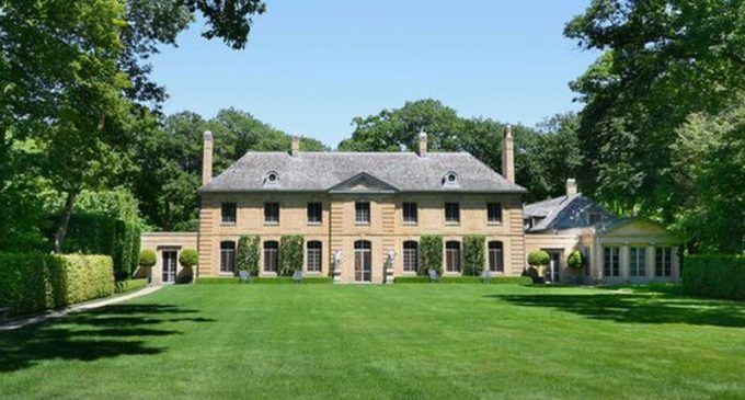 Before & After: c.1922 David Adler Masterpiece Transformed in Complete Renovation (PHOTOS)