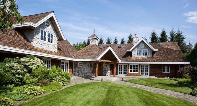 10 Acre Fairytale Estate in Pitt Meadows, BC Reduced to $3.25M, Prev. $8M (PHOTOS & VIDEO)