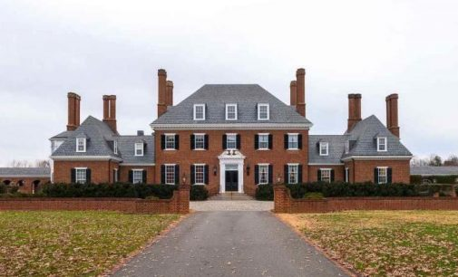 Historic c.1931 Colonial Revival Mansion on 43 Acres in Charlottesville, VA Lists for $19M (PHOTOS)