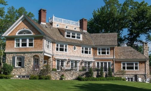 Classic Shingle Style Dream Home by Douglas VanderHorn Architects (PHOTOS)