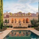 27,000 Sq. Ft. Château in Houston, TX Reduced to $30M, Prev. $43M (PHOTOS)