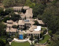 San Antonio, TX's 30 Acre Palazzo Di Campagna Estate with 23,000 Sq. Ft. Mansion Reduced to $14.9M, Prev. $18M (PHOTOS & VIDEO)