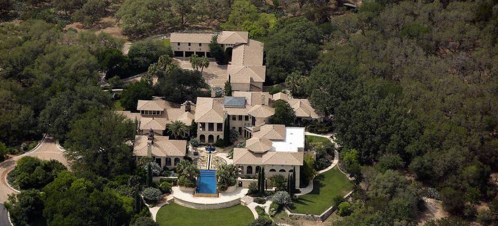 San Antonio, TX's 30 Acre Palazzo Di Campagna Estate with 23,000 Sq. Ft. Mansion Reduced to $12.9M (PHOTOS & VIDEO)