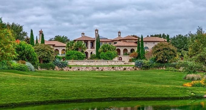 San Antonio, TX's 30 Acre Palazzo Di Campagna Estate with 23,000 Sq. Ft. Mansion Reduced to $12.9M, Prev. $18M (PHOTOS & VIDEO)