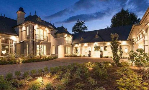 11,322 Sq. Ft. Newly Built West Vancouver Mansion Increased to $19.8M, Prev. $18.8M (PHOTOS)