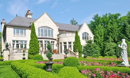 10,500 Sq. Ft. Stone Manor in Winnetka, Illinois Reduced to $3.5M, Prev. $5.5M (PHOTOS)