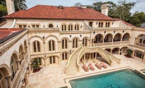 33,000 Sq. Ft. 9 Bed / 17 Bath Atlanta Mansion Reduced to $13.8M, Prev. $25M (PHOTOS & VIDEO)