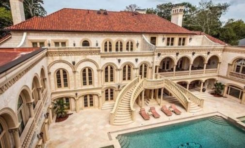 33,000 Sq. Ft. 9 Bed / 17 Bath Atlanta Mansion Reduced to $13.8M, Prev. $25M (PHOTOS & VIDEO)