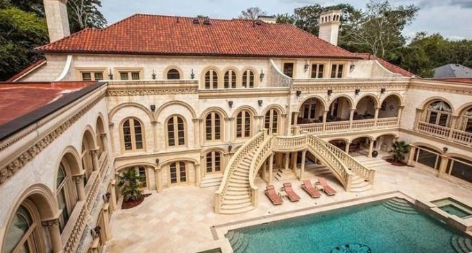 33,000 Sq. Ft. 9 Bed / 17 Bath Atlanta Mansion Reduced to $14.8M, Prev. $25M (PHOTOS & VIDEO)