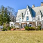 """The Cliffs"" – A Historic c.1856 Mansion Designed by Henry G. Harrison for James W. Beekman Lists in Mill Neck, NY for $16M (PHOTOS)"