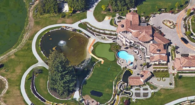 'Villa Di Fonti' – Surrey B.C.'s 76 acre Dream Property hits the market for $28.8M CAD, a $2.8M CAD increase from last year (PHOTOS & VIDEO)