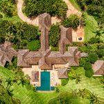A Look Inside this $70M Bluff Top Tropical Hawaiian Paradise with Active Farm & Sandy Beach (PHOTOS & VIDEO)