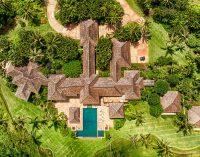 TropicalBluff Top Hawaiian Paradise with Active Farm & Sandy Beach Sells for $46.1M(PHOTOS & VIDEO)