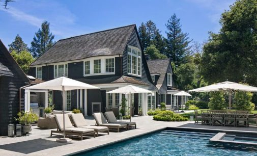 7,300 Sq. Ft. Nantucket Style Home by Markay Johnson Construction in Atherton, CA Sells for $15.45M (PHOTOS)