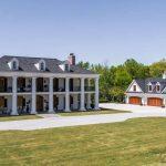 Fountain Inn, SC's 14,000 Sq. Ft. Jack Thacker Designed Magnolia Hall Plantation Lists for $4.5M (PHOTOS)