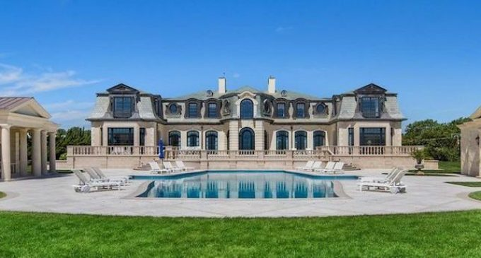 Long Branch, NJ's 14,000 Sq. Ft. 'Belle Mer' Oceanfront Estate Reduced to $37.9M, Prev. $40M (PHOTOS)