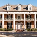 Richard Drummond Davis Designed Greek Revival Mansion in Dallas, TX Reduced to $7.99M, Prev. $9.1M (PHOTOS)