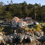 Pebble Beach, CA's Historic c.1924 'Villa Eden Del Mar' Estate Hits the Market for $37M (PHOTOS & VIDEO)